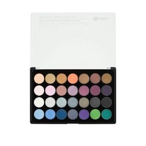 BH Cosmetics Eyeshadow Palette,28 Color, Foil Eyes
